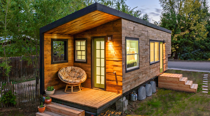 MiniMotive Tiny House