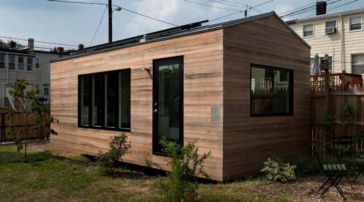 Minim house exteriror