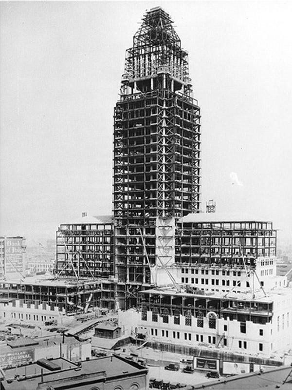 Historic LA: The Los Angeles City Hall