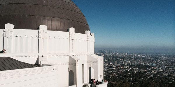 Sky High Design The Griffith Observatory