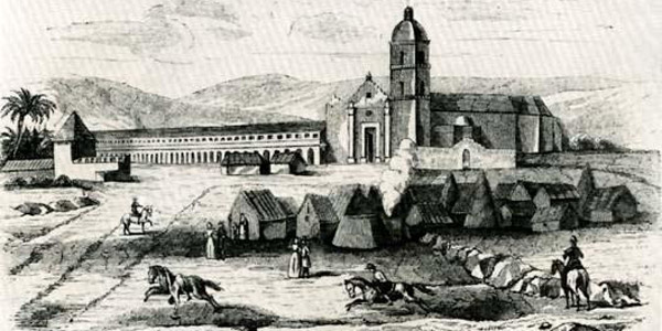 The California Missions: History and Design